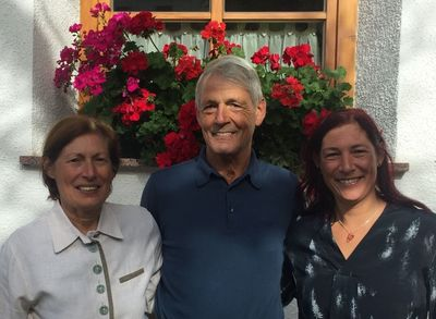 Familie Sponring vom Vitalhof Tunelhof