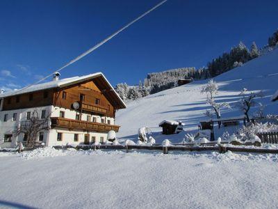 Floachhof in winter