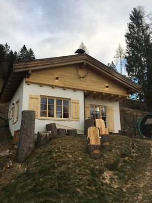 Frieden Alm - Your Alpine Panorama Chalet