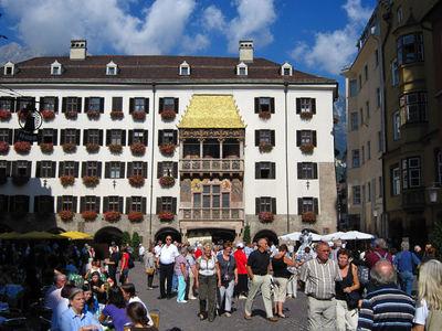 Old Town Innsbruck 1