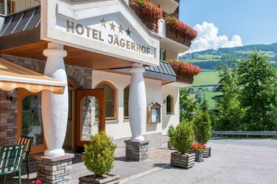 Hotel Pension Jägerhof 4