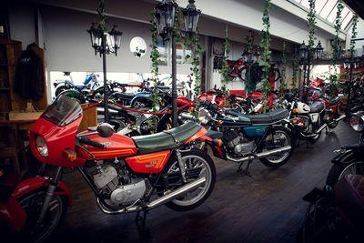 Motorradmuseum 2