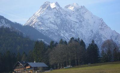 Gasthof Karwendelrast 1