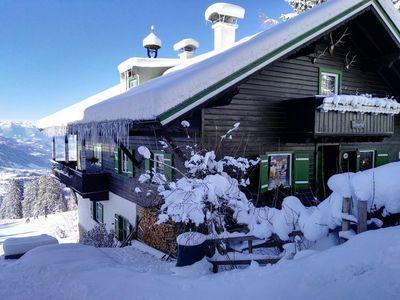 Kramerhof in winter