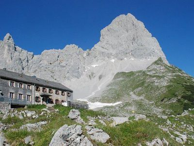 Lamsenjochhütte ab Stans 2