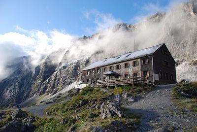 Lamsenjochhütte ab Stans 1