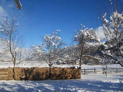 Winter at Mandlhof