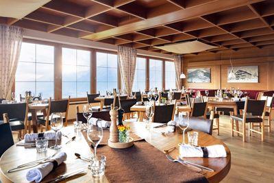 Restaurant im Hotel Frieden
