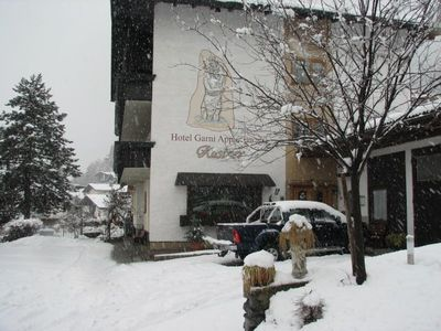 Pension Kastner im Winter.JPG