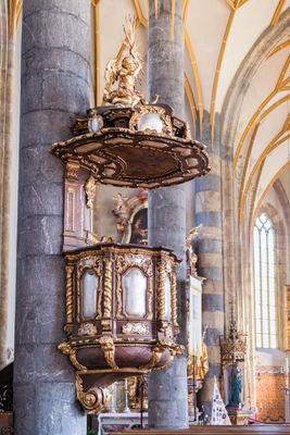 Stadtpfarrkirche Maria Himmelfahrt  Schwaz 3