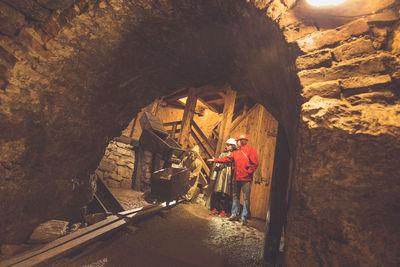 Silberbergwerk Schwaz 2