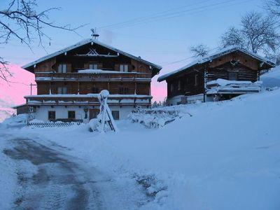 Staudachhof im Winter