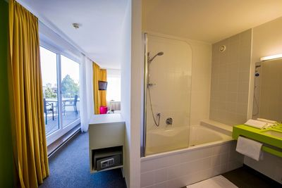 Badezimmer im STAY.Inn