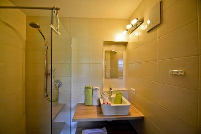 Flat Ringelblume bathroom