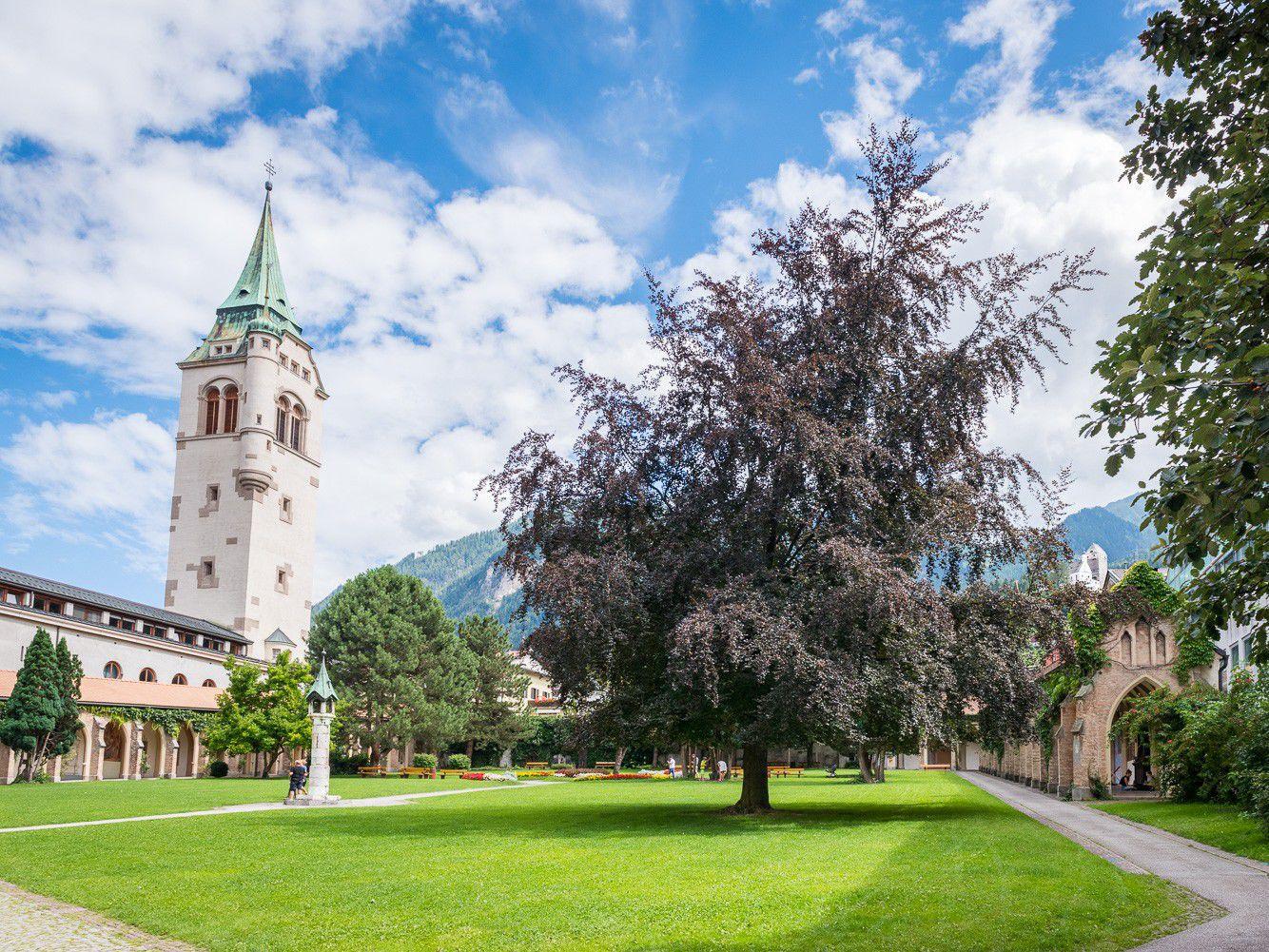 Stadtpfarrkirche Maria Himmelfahrt  Schwaz