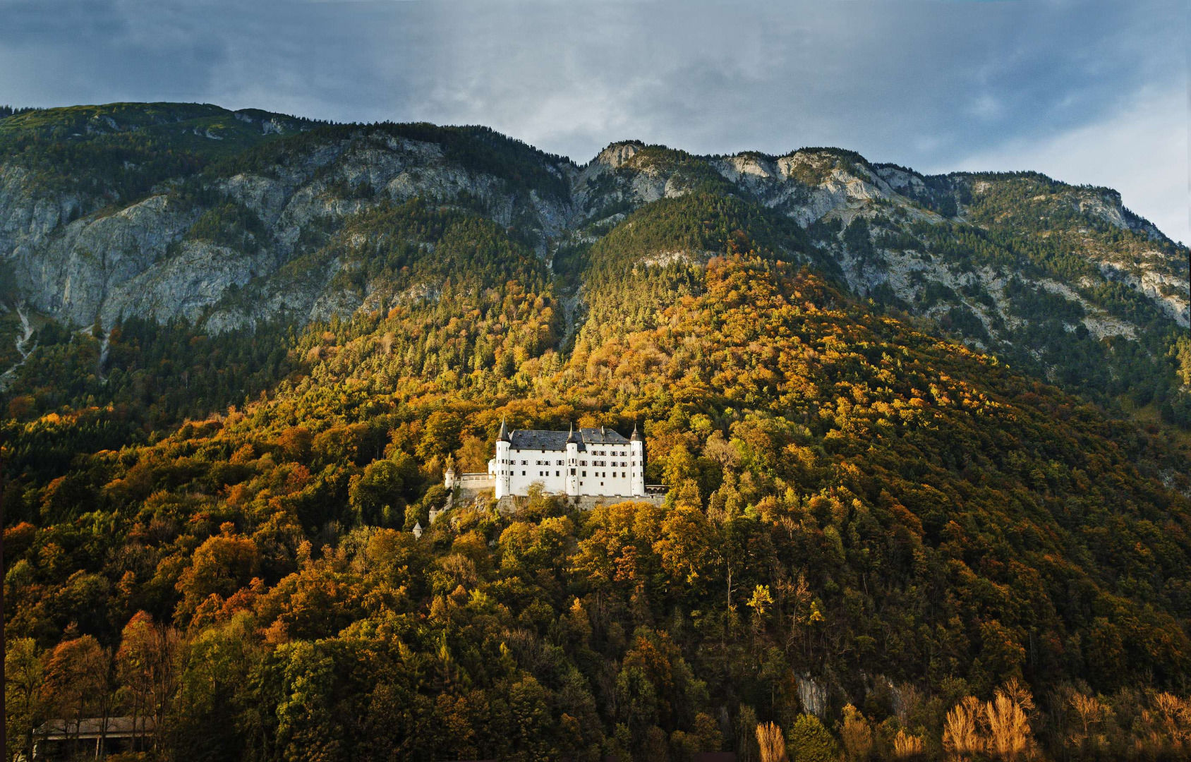 Webcam Schloss Tratzberg